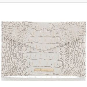 BRAND NEW WITH TAGS Brahmin Envelope Clutch